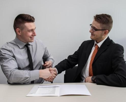accord entre un courtier et son client